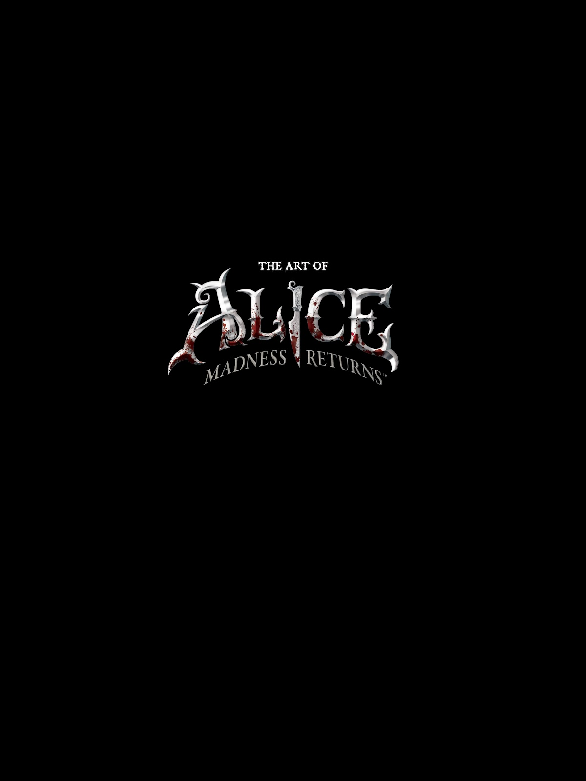 Read online The Art of Alice: Madness Returns comic -  Issue # TPB (Part 1) - 3