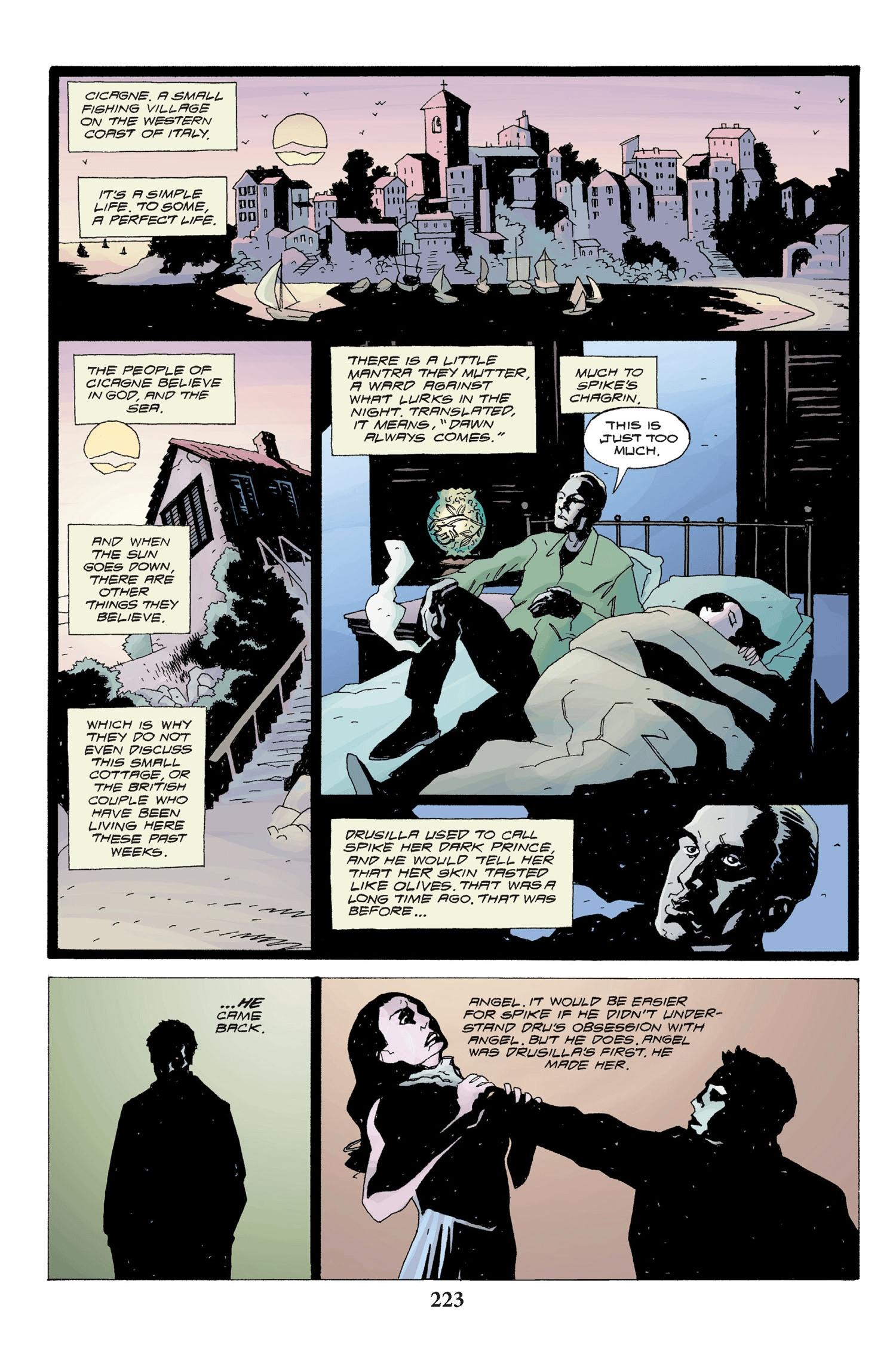 Read online Buffy the Vampire Slayer: Omnibus comic -  Issue # TPB 2 - 216