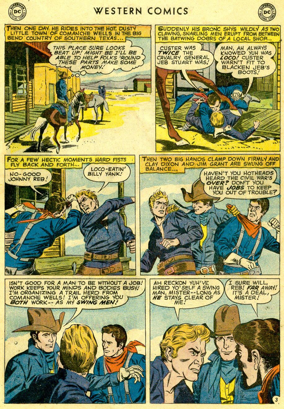 Western Comics issue 77 - Page 5