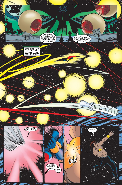 Captain Marvel (1999) Issue #10 #11 - English 10