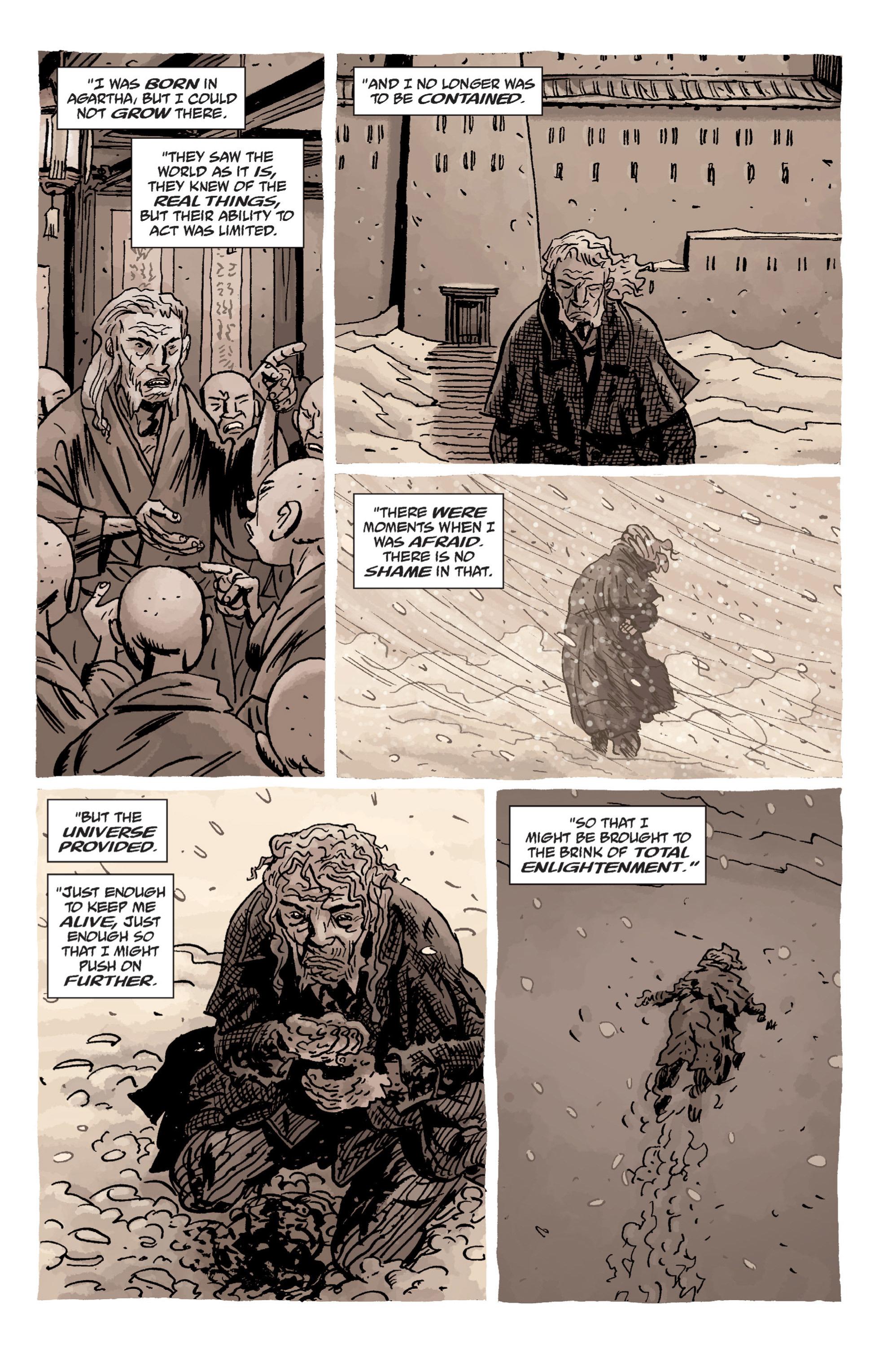 Read online B.P.R.D. (2003) comic -  Issue # TPB 11 - 71