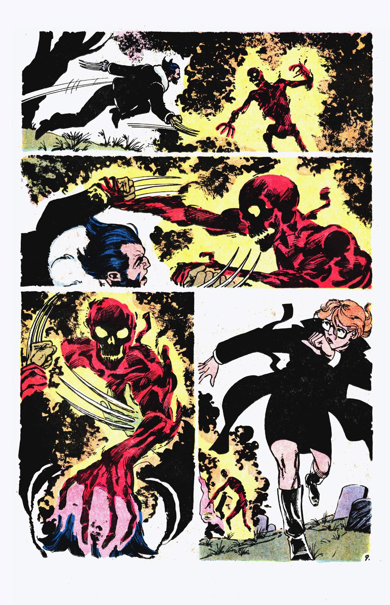 Read online Alpha Flight (1983) comic -  Issue #13 - 10