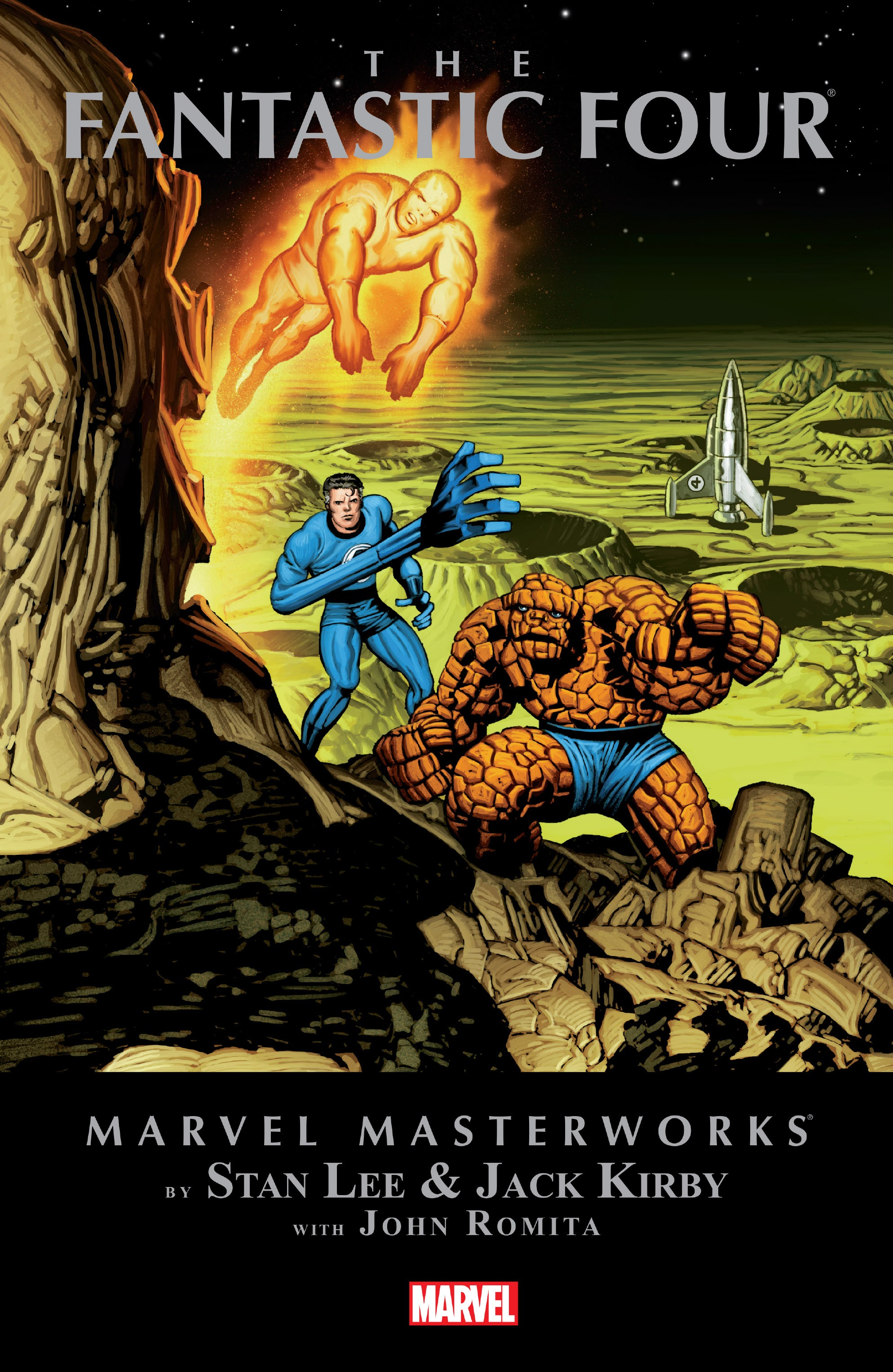 Marvel Masterworks: The Fantastic Four TPB_10_(Part_1) Page 1