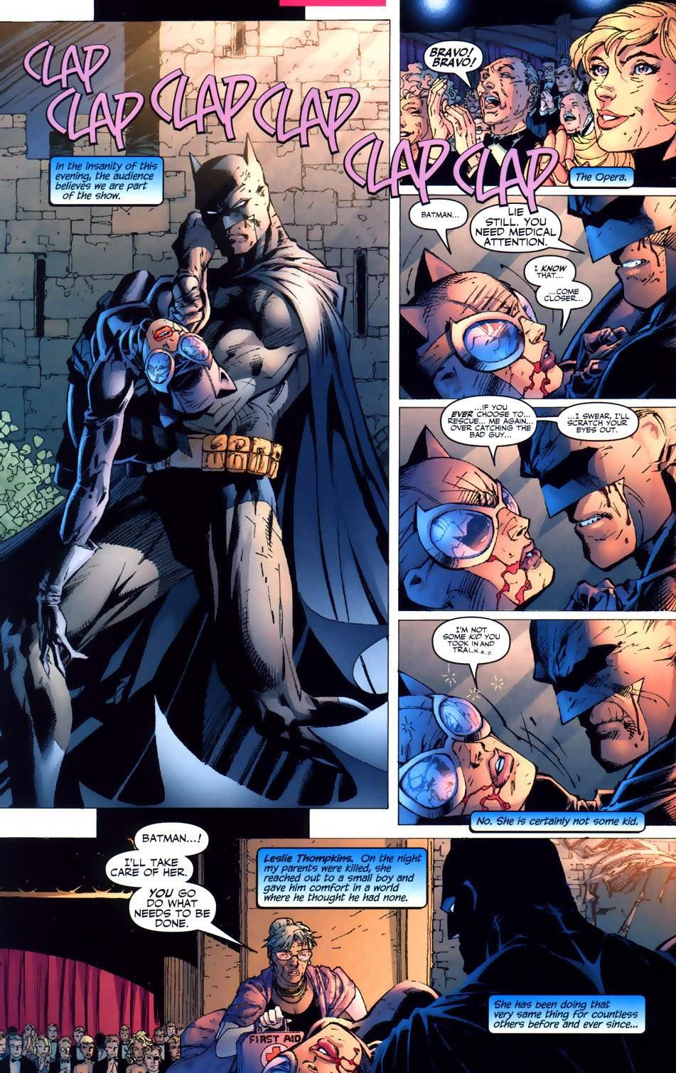 Read online Batman: Hush comic -  Issue #6 - 18