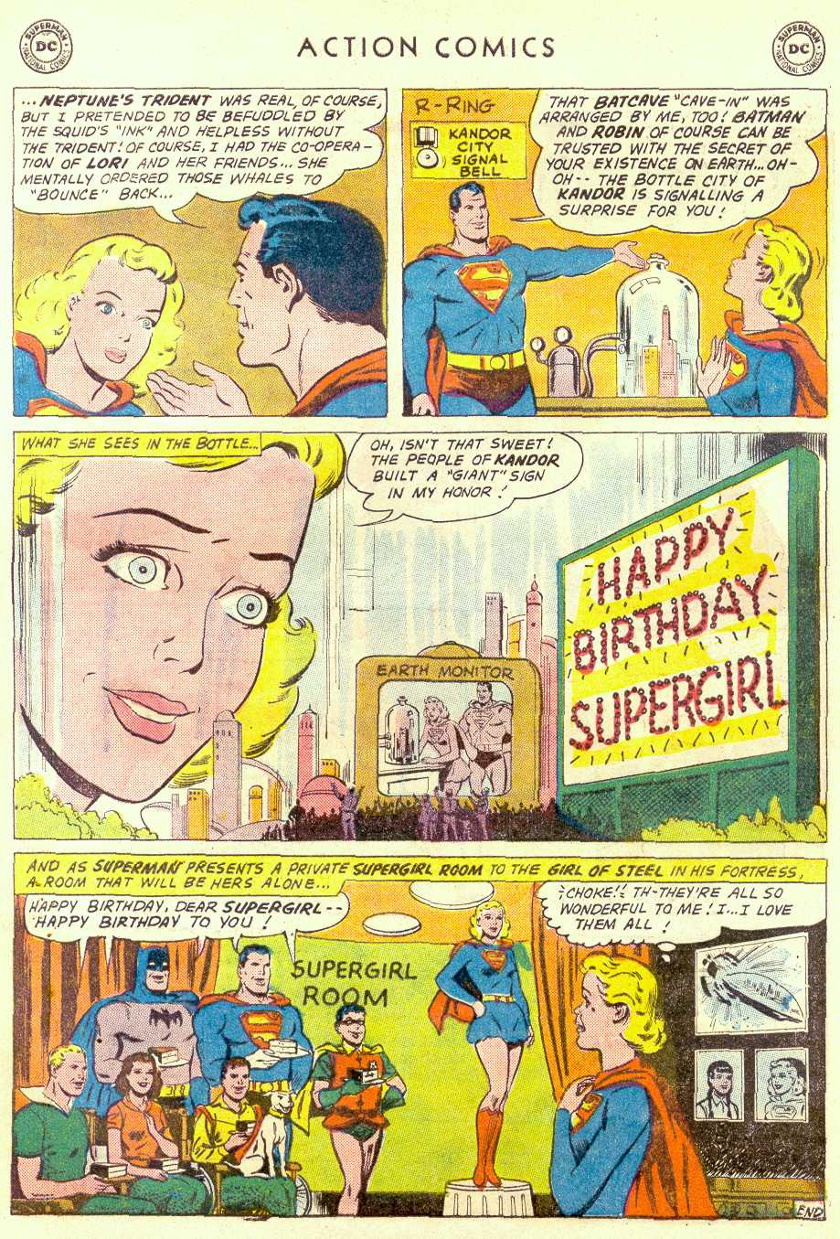 Action Comics (1938) 270 Page 28