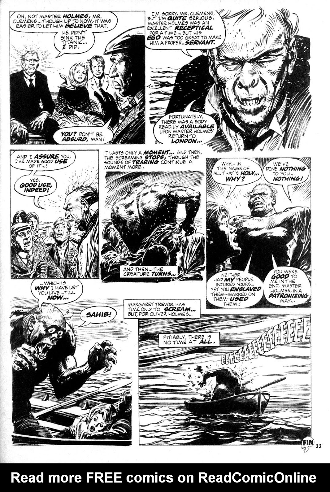Monsters Unleashed (1973) issue 2 - Page 33