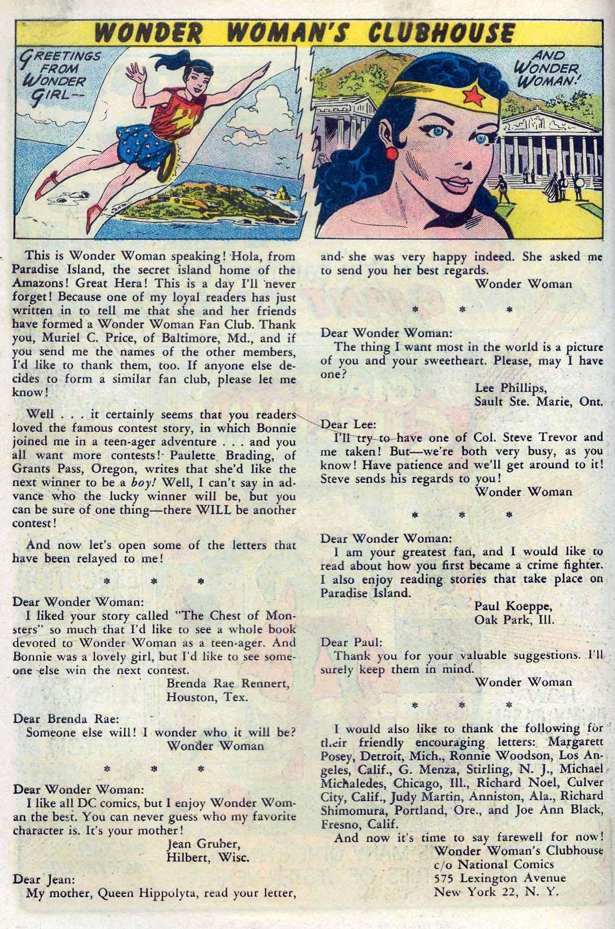 Read online Wonder Woman (1942) comic -  Issue #116 - 18
