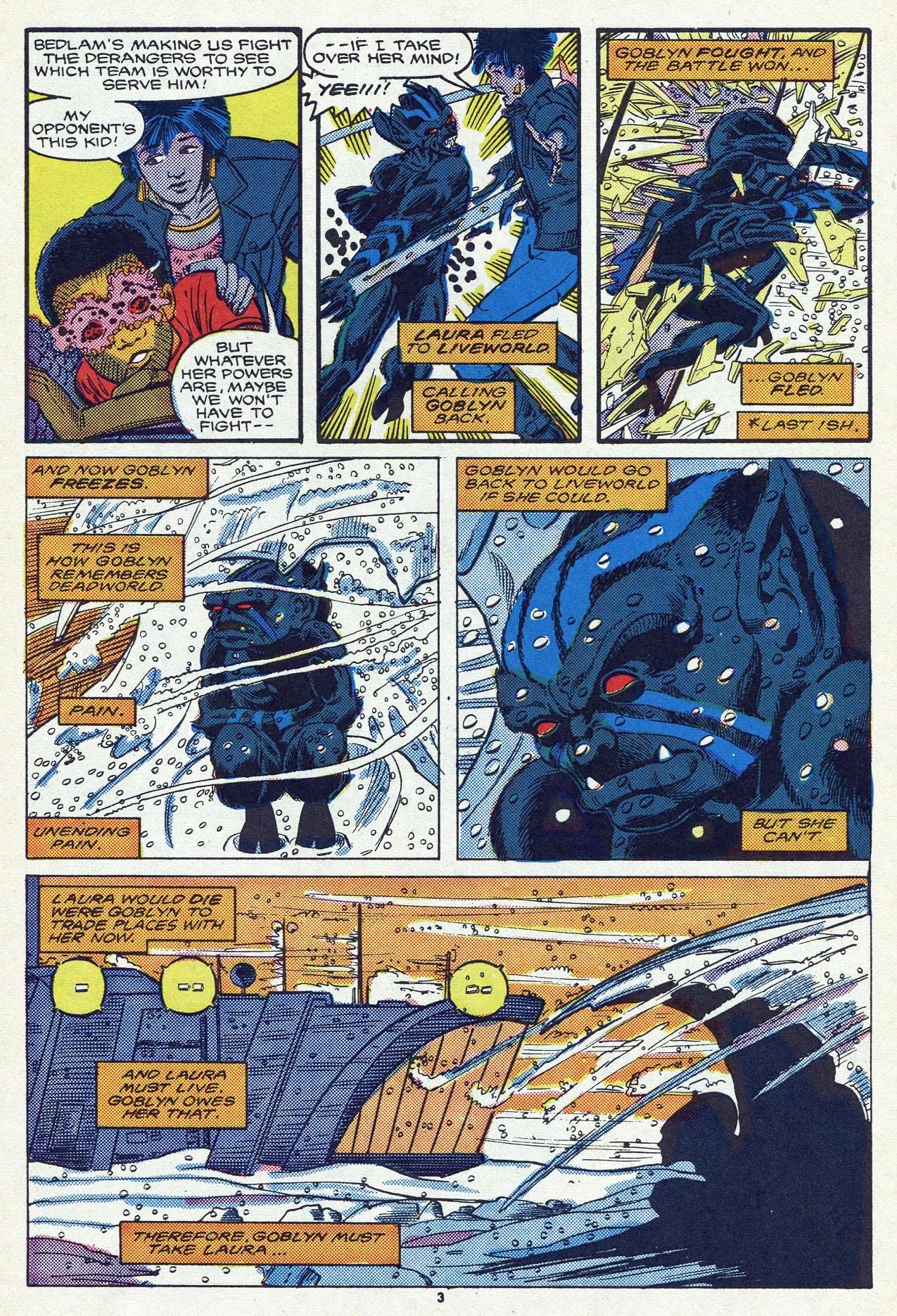 Read online Alpha Flight (1983) comic -  Issue #54 - 5