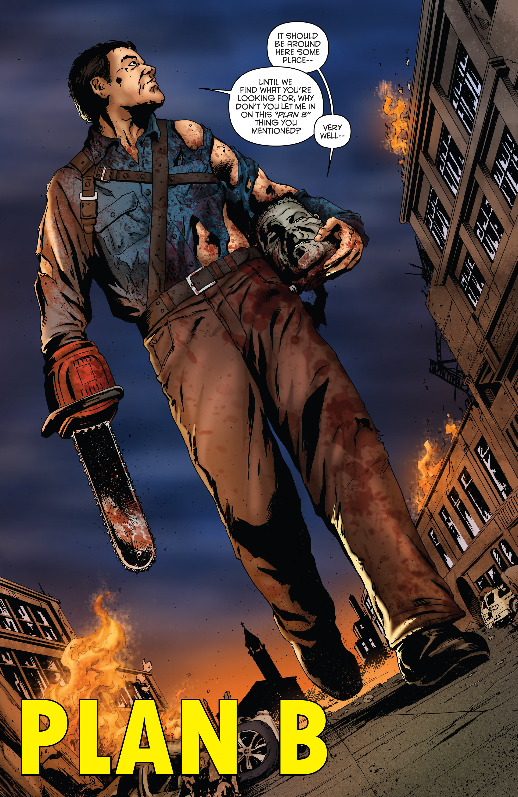 Read online Army of Darkness: Furious Road comic -  Issue #5 - 3