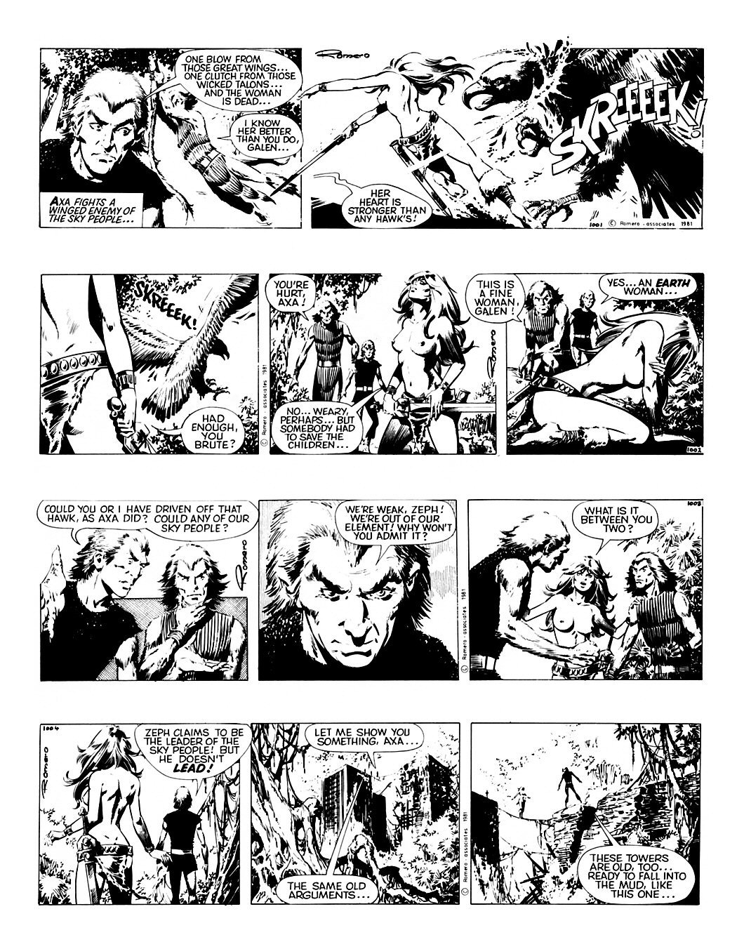 Axa issue 5 - Page 16