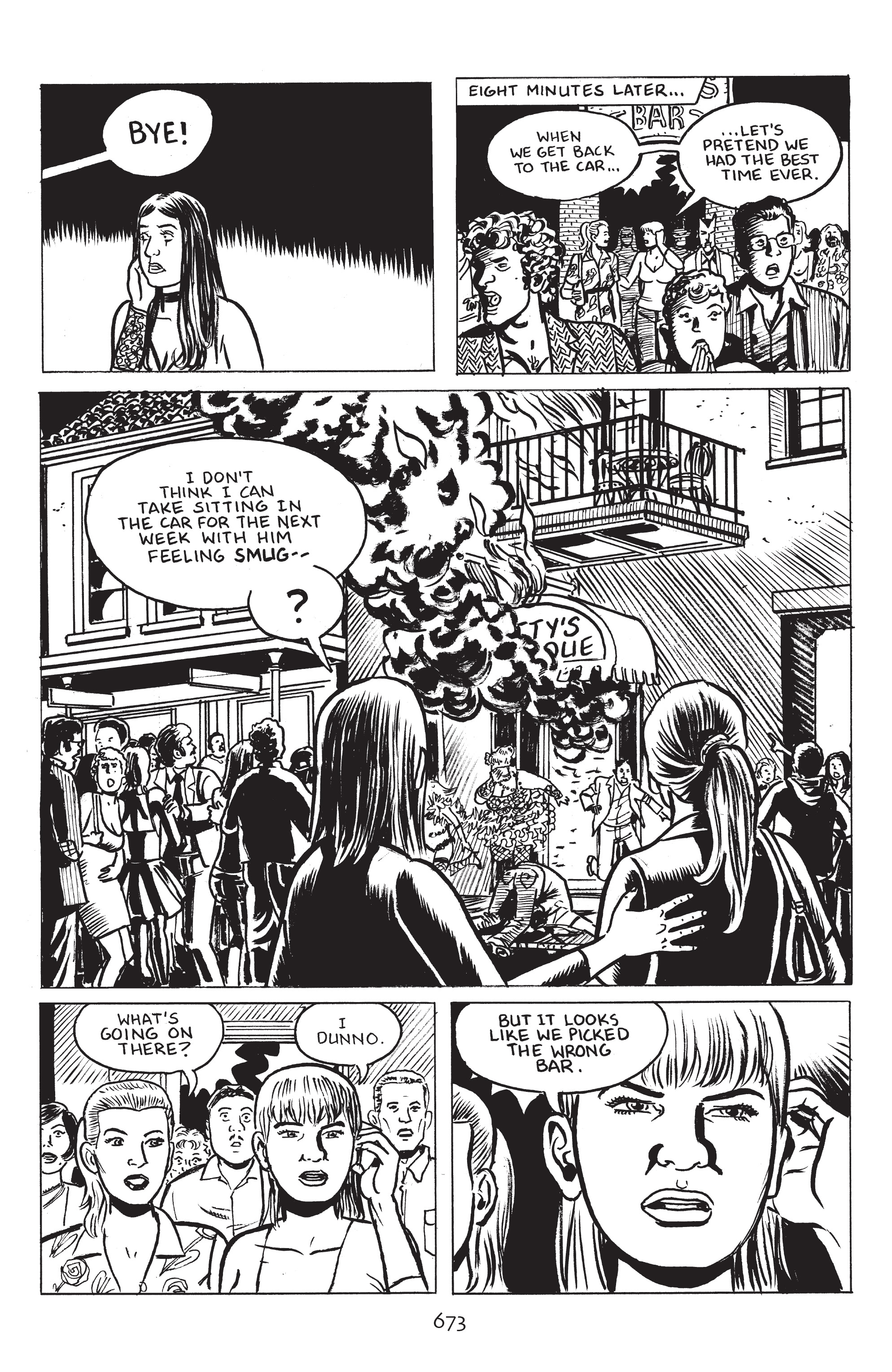 Read online Stray Bullets: Sunshine & Roses comic -  Issue #24 - 28