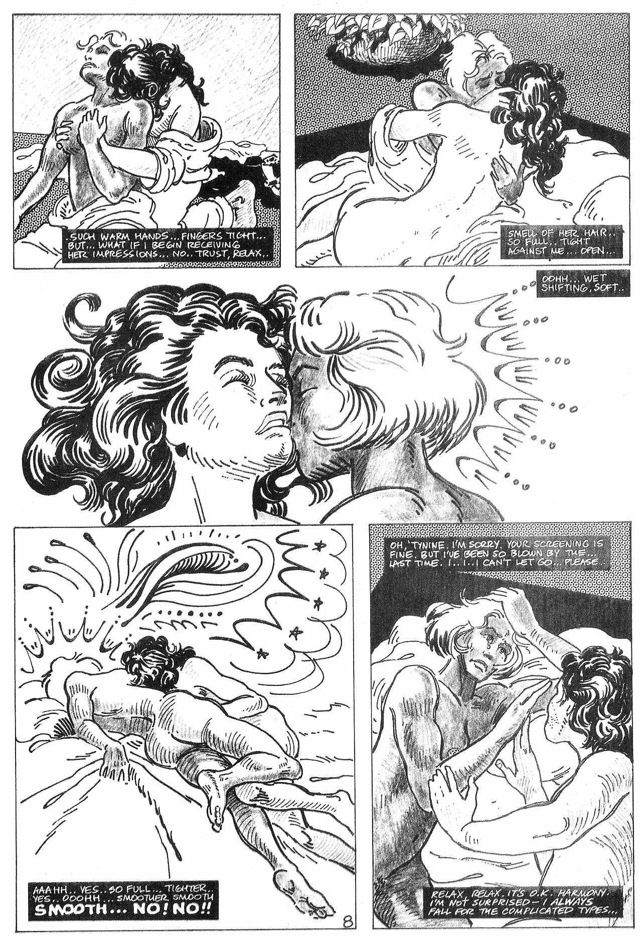 Read online Star*Reach comic -  Issue #18 - 11