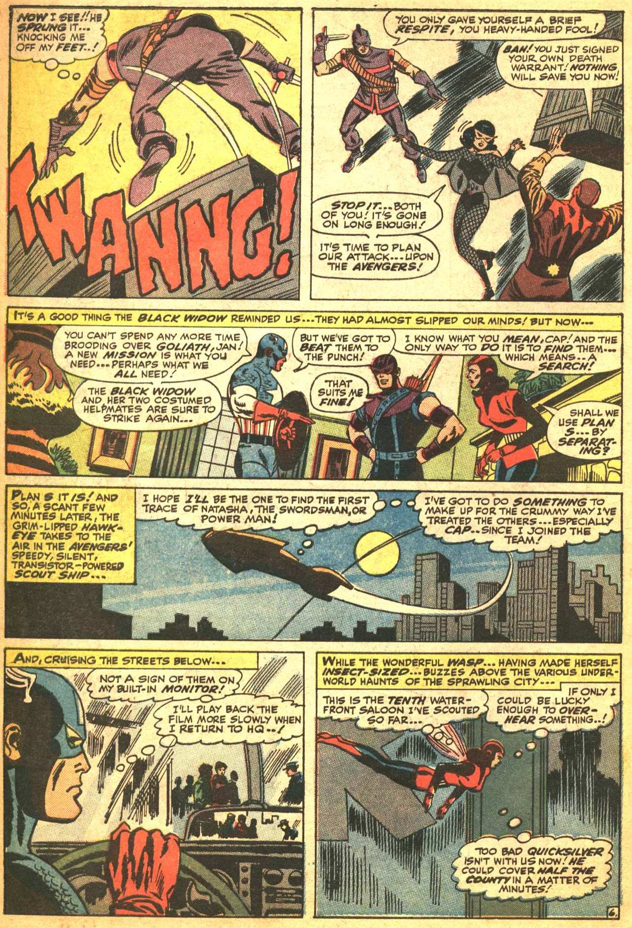 The Avengers (1963) 30 Page 6