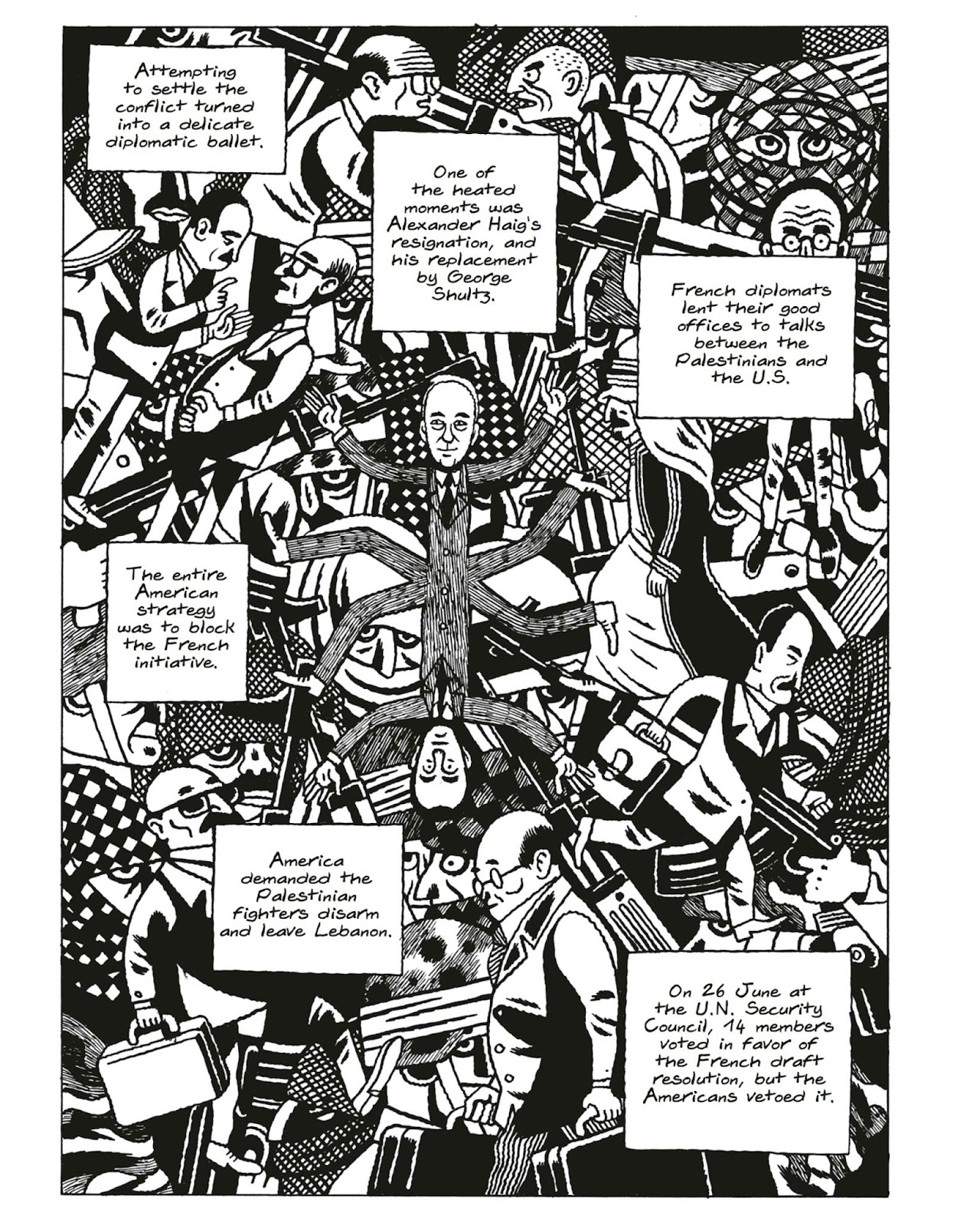 Best of Enemies: A History of US and Middle East Relations issue TPB_2 - Page 86