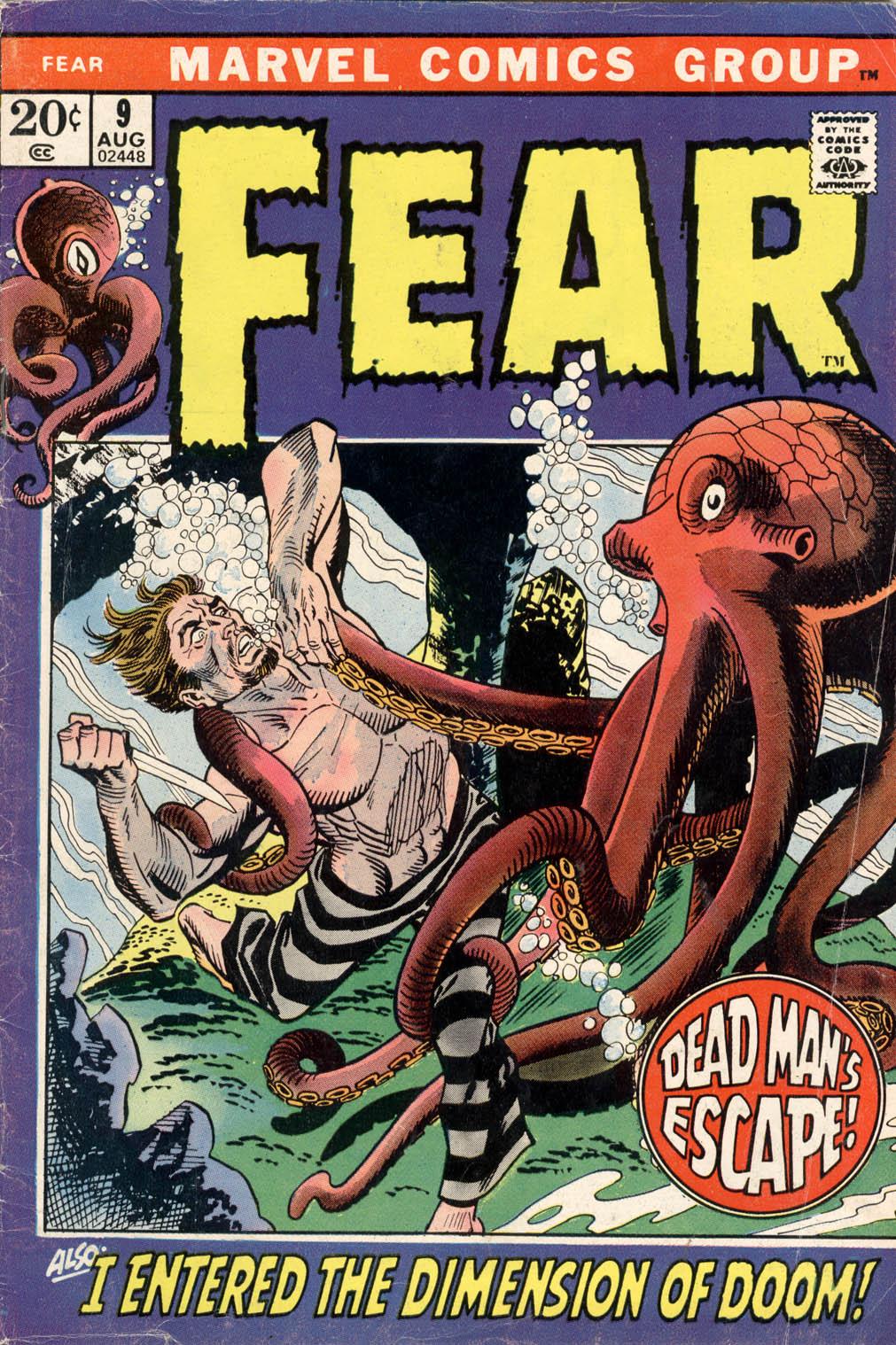 Fear 9 Page 1