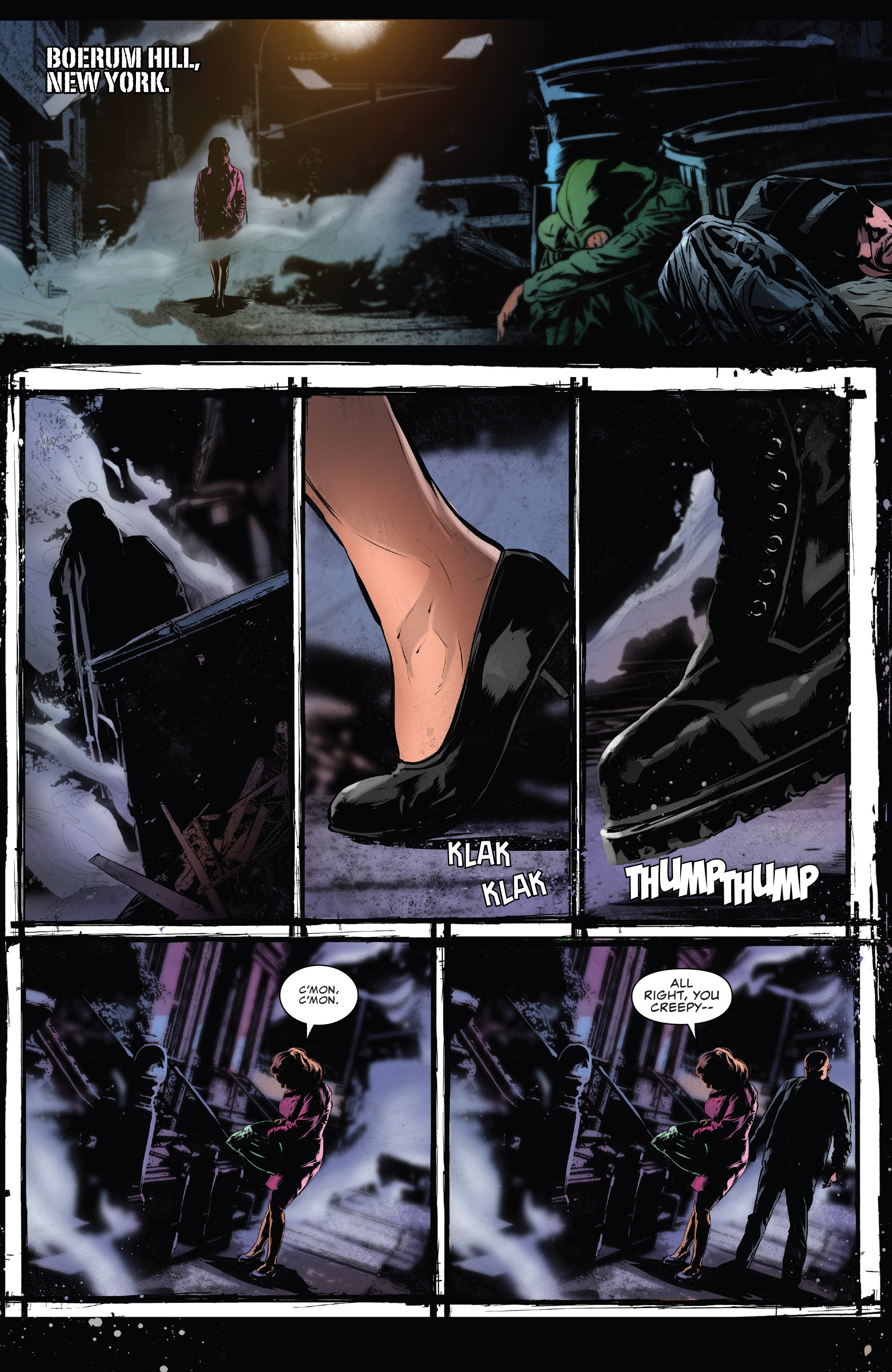 Read online The Punisher (2018) comic -  Issue #13 - 3
