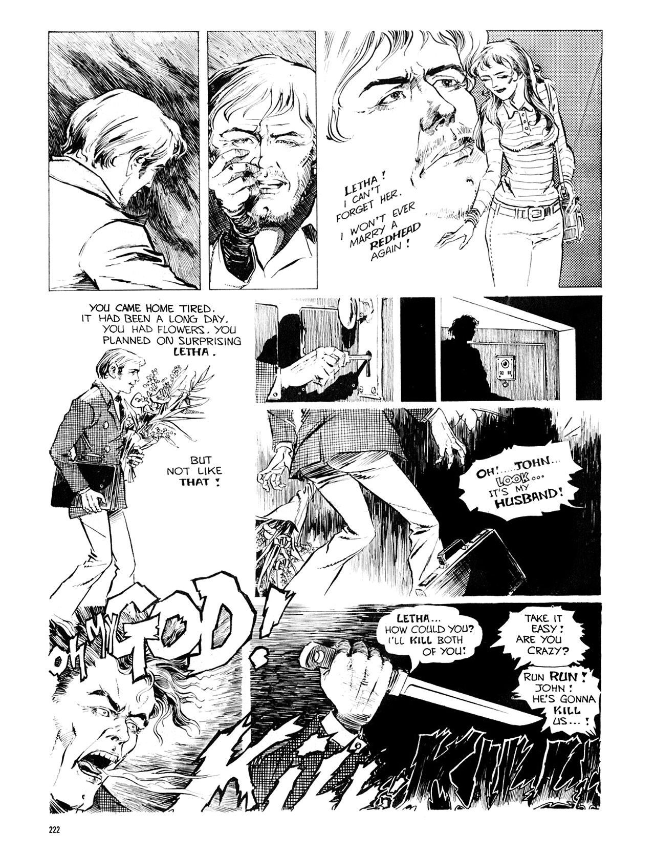 Read online Eerie Archives comic -  Issue # TPB 8 - 223