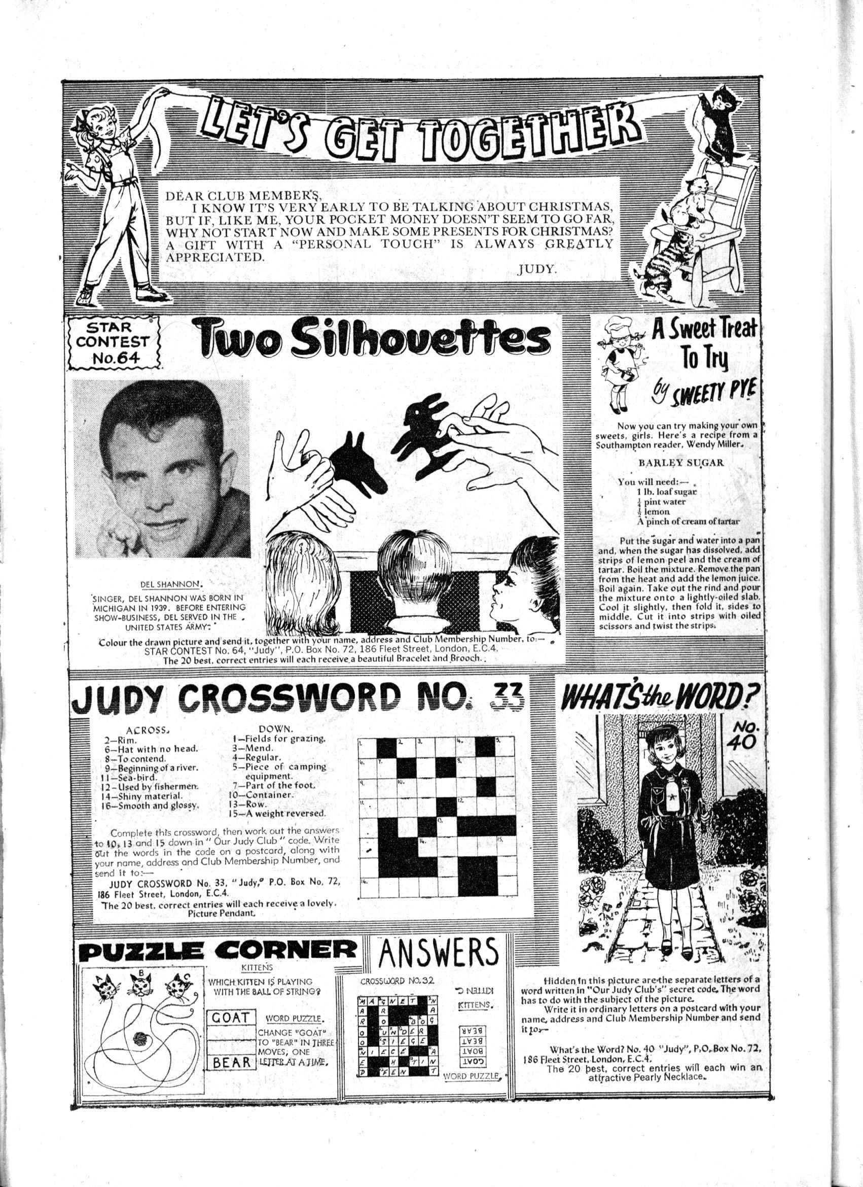 Read online Judy comic -  Issue #197 - 28