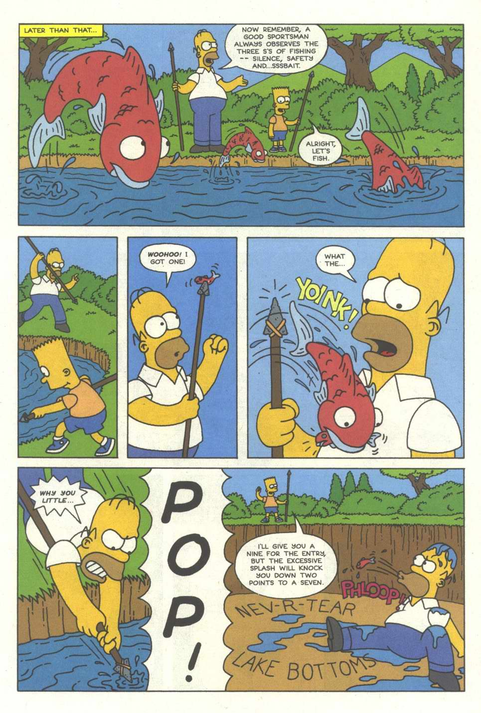 Read online Simpsons Comics comic -  Issue #12 - 12