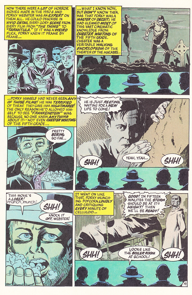 Read online Twisted Tales (1987) comic -  Issue # Full - 17