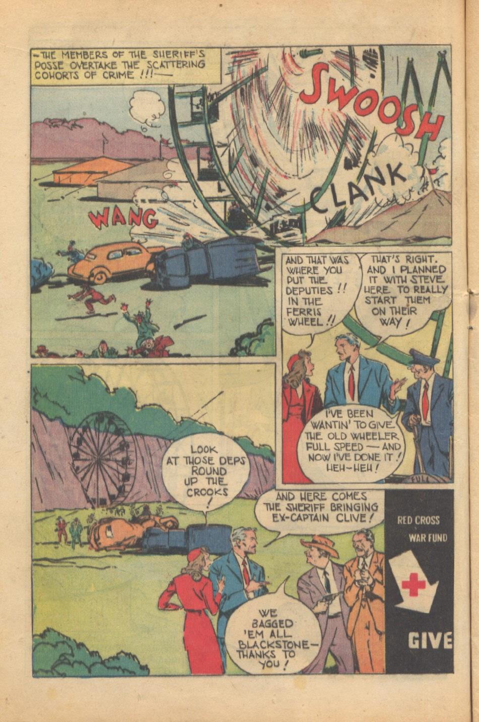Read online Super-Magician Comics comic -  Issue #37 - 15