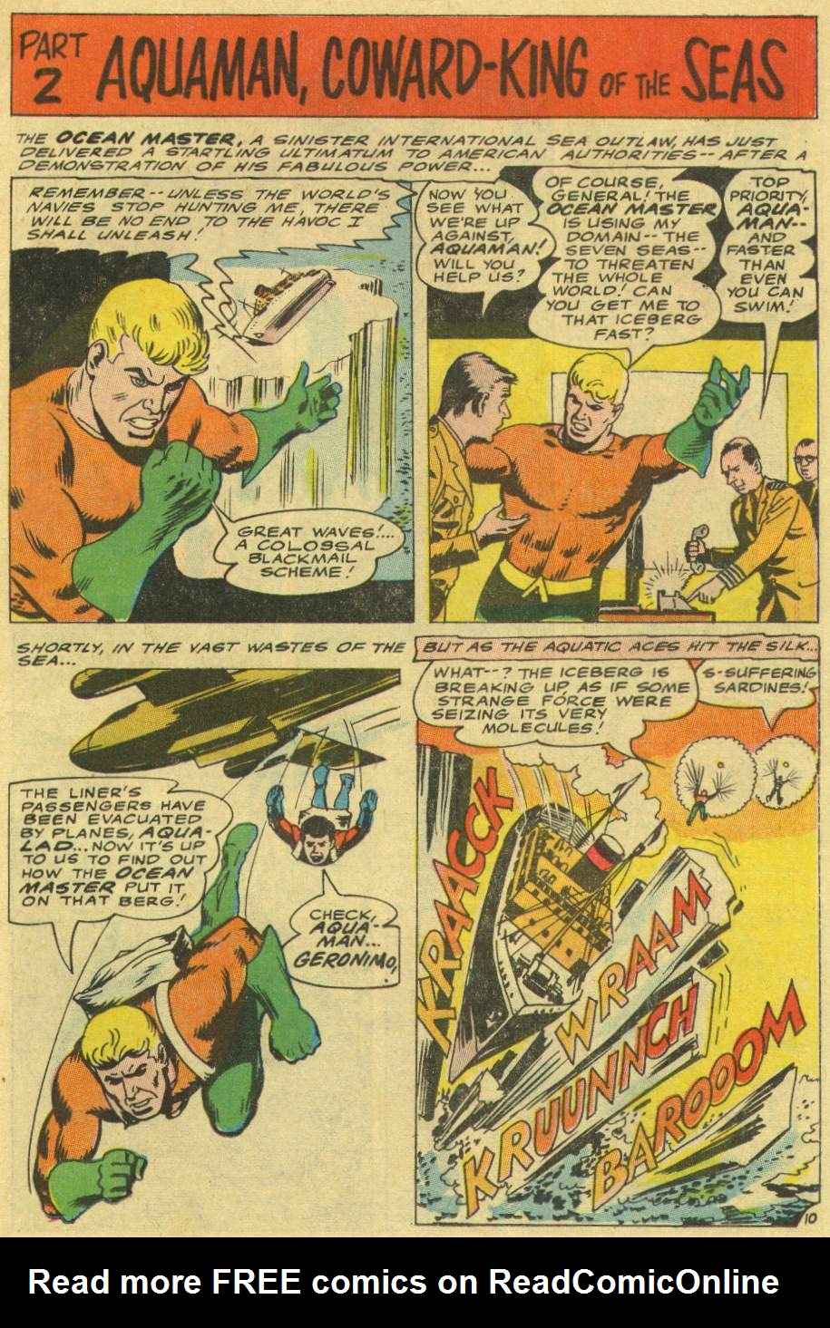 Read online Aquaman (1962) comic -  Issue #29 - 15