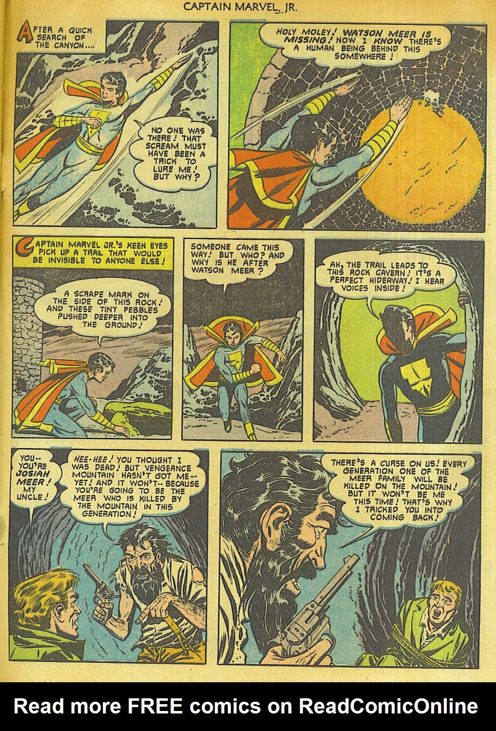 Captain Marvel, Jr. issue 96 - Page 49