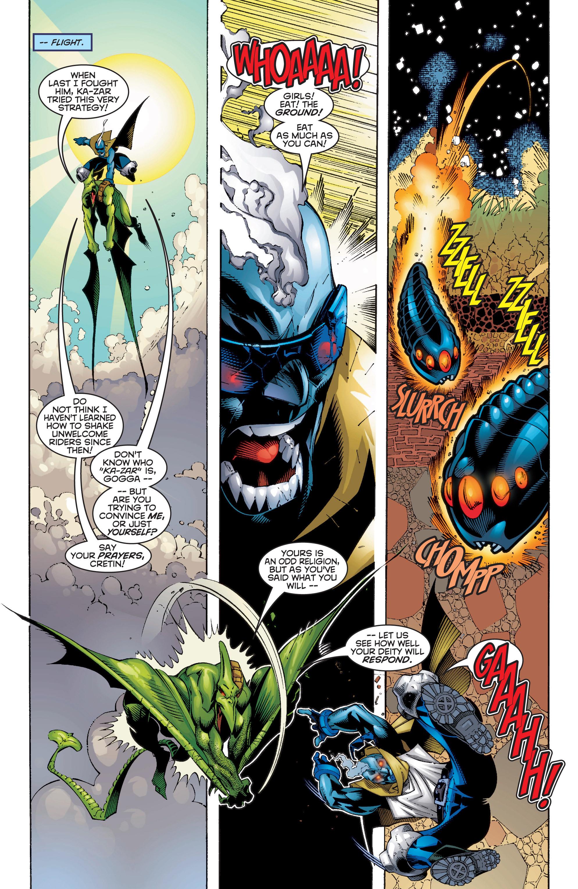 Read online Uncanny X-Men (1963) comic -  Issue #354 - 14