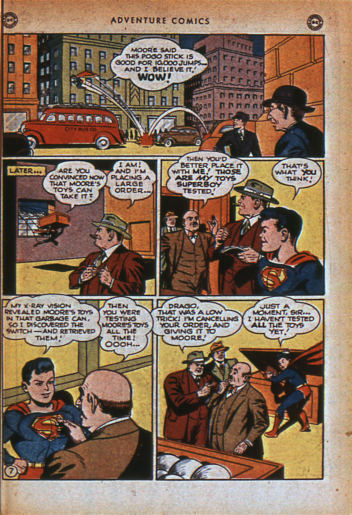 Read online Adventure Comics (1938) comic -  Issue #116 - 10