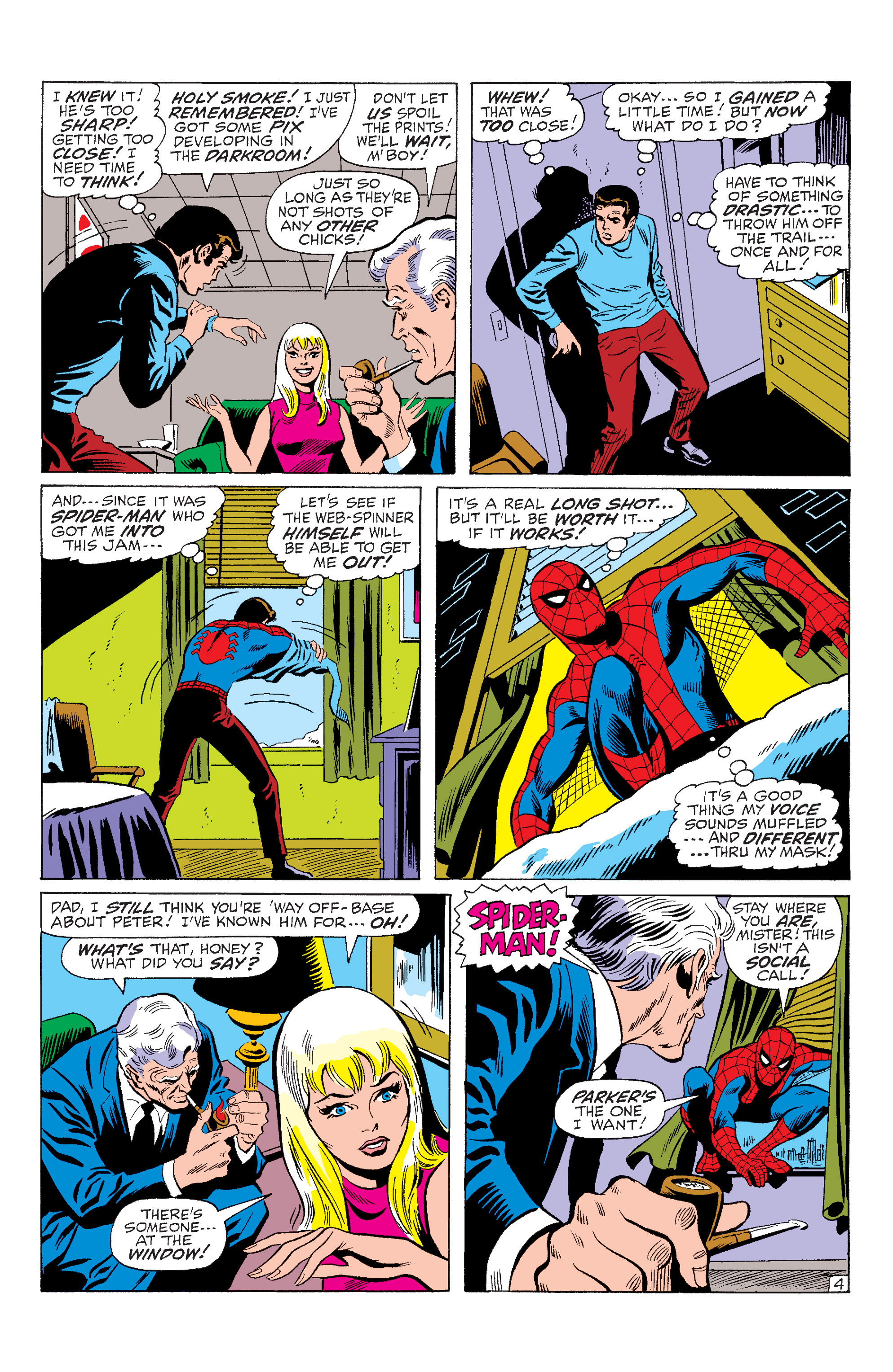 The Amazing Spider-Man (1963) 85 Page 4