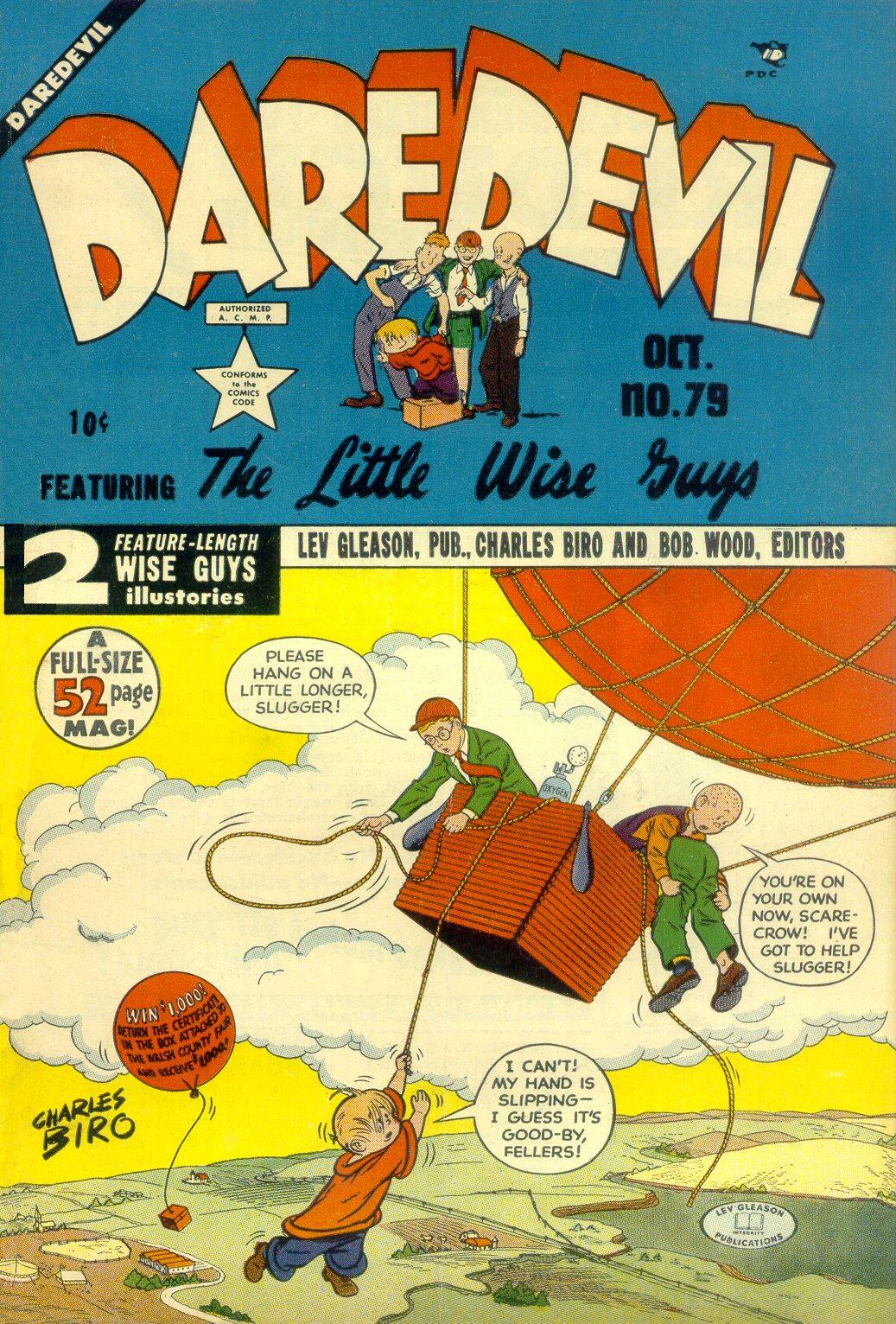 Daredevil (1941) 79 Page 1