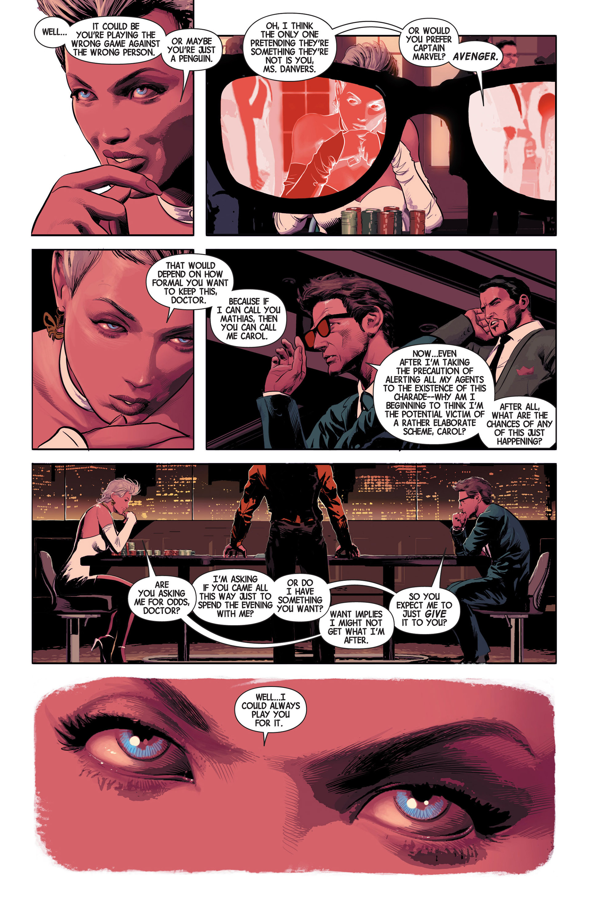 Read online Avengers (2013) comic -  Issue #11 - 14