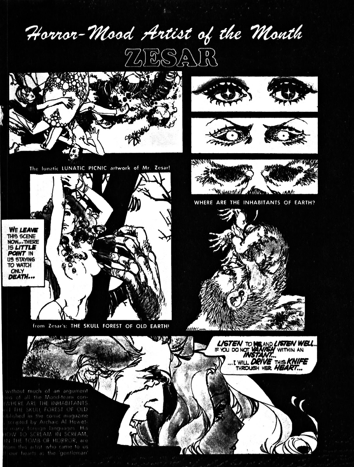 Scream (1973) issue 7 - Page 34