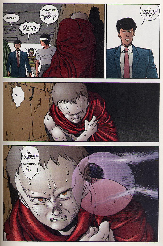 Read online Akira comic -  Issue #28 - 35