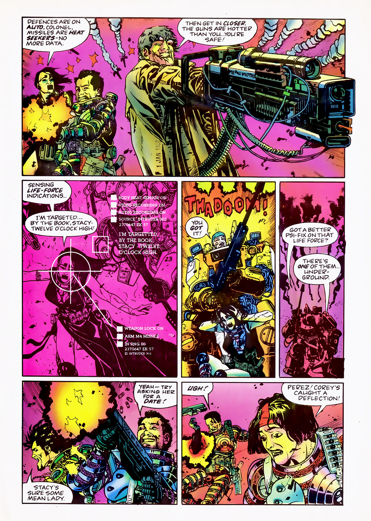 Read online Overkill comic -  Issue #15 - 31