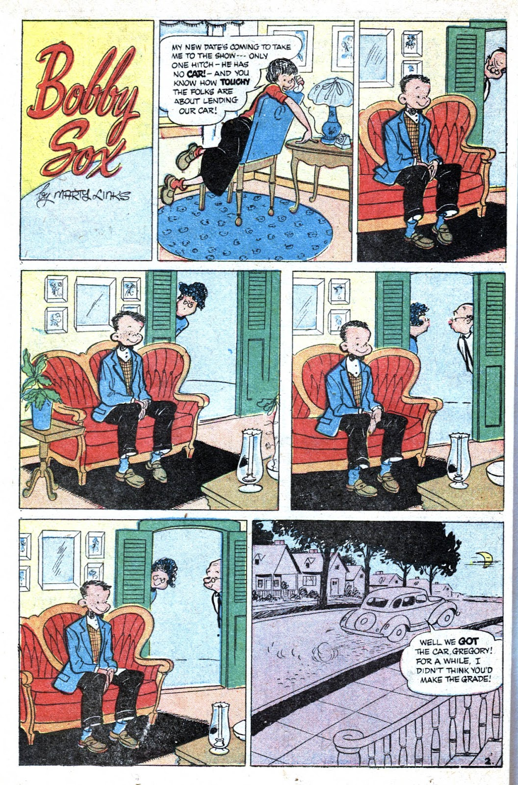 Read online Famous Funnies comic -  Issue #193 - 22