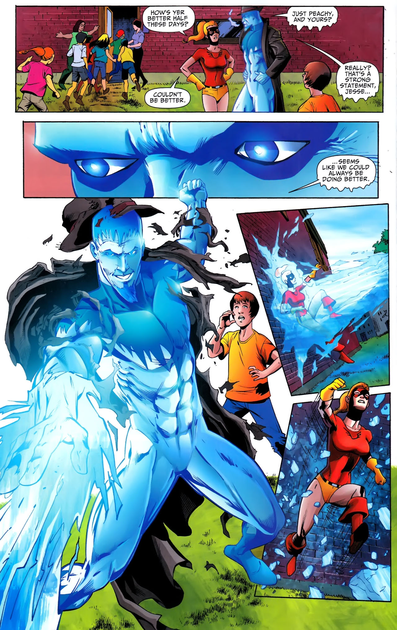 Read online JSA 80-Page Giant 2011 comic -  Issue # Full - 46
