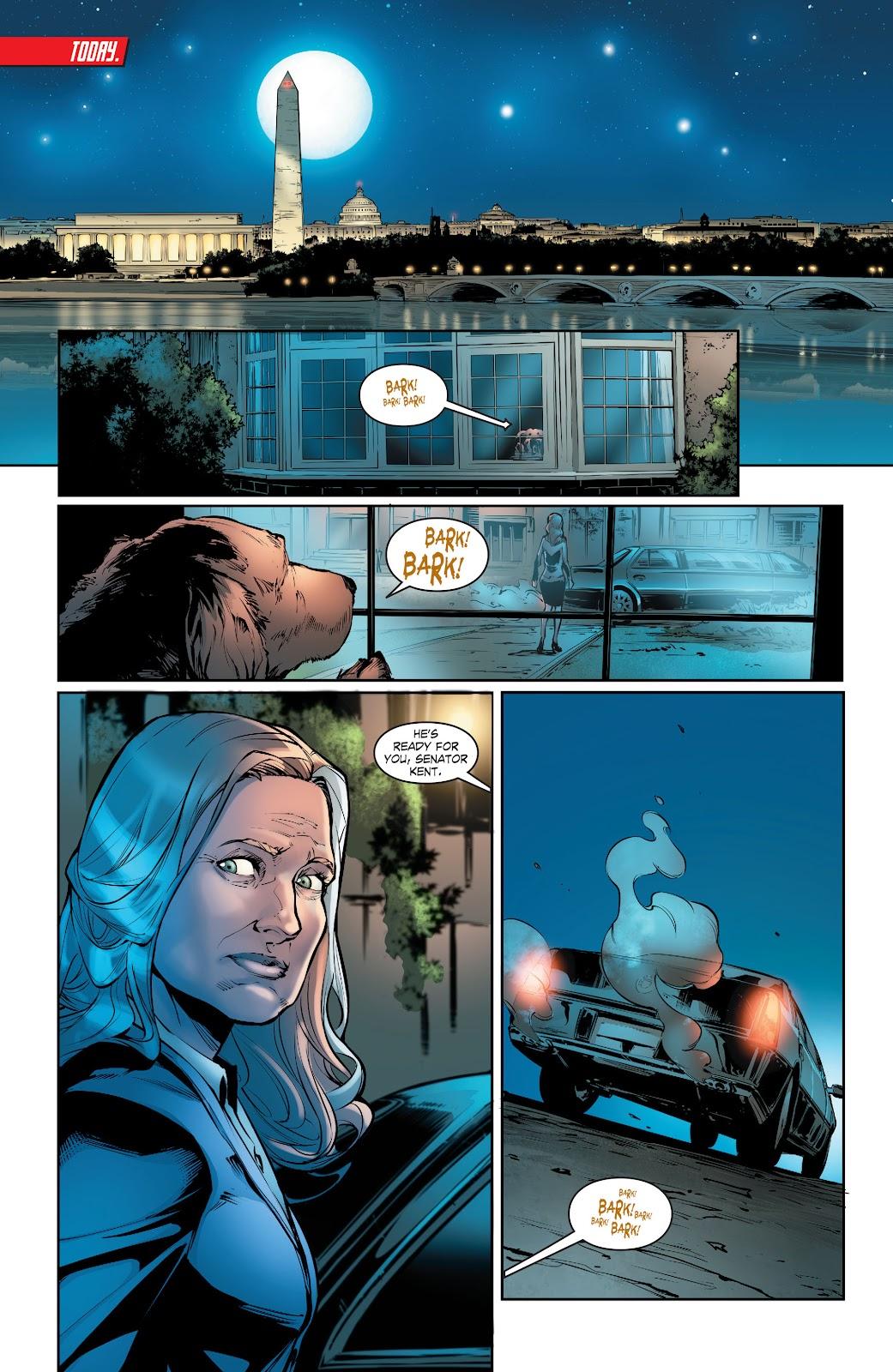 Read online Smallville Season 11 [II] comic -  Issue # TPB 5 - 10