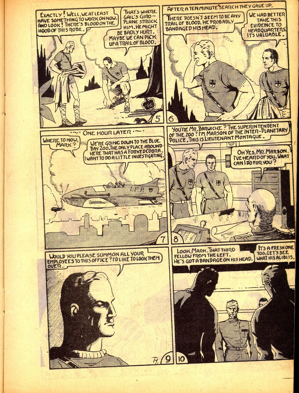 Double Action Comics issue 2 - Page 29