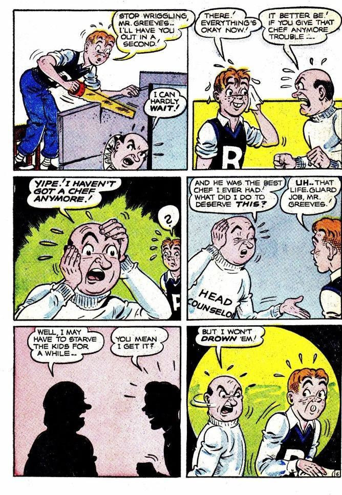 Archie Comics issue 028 - Page 45