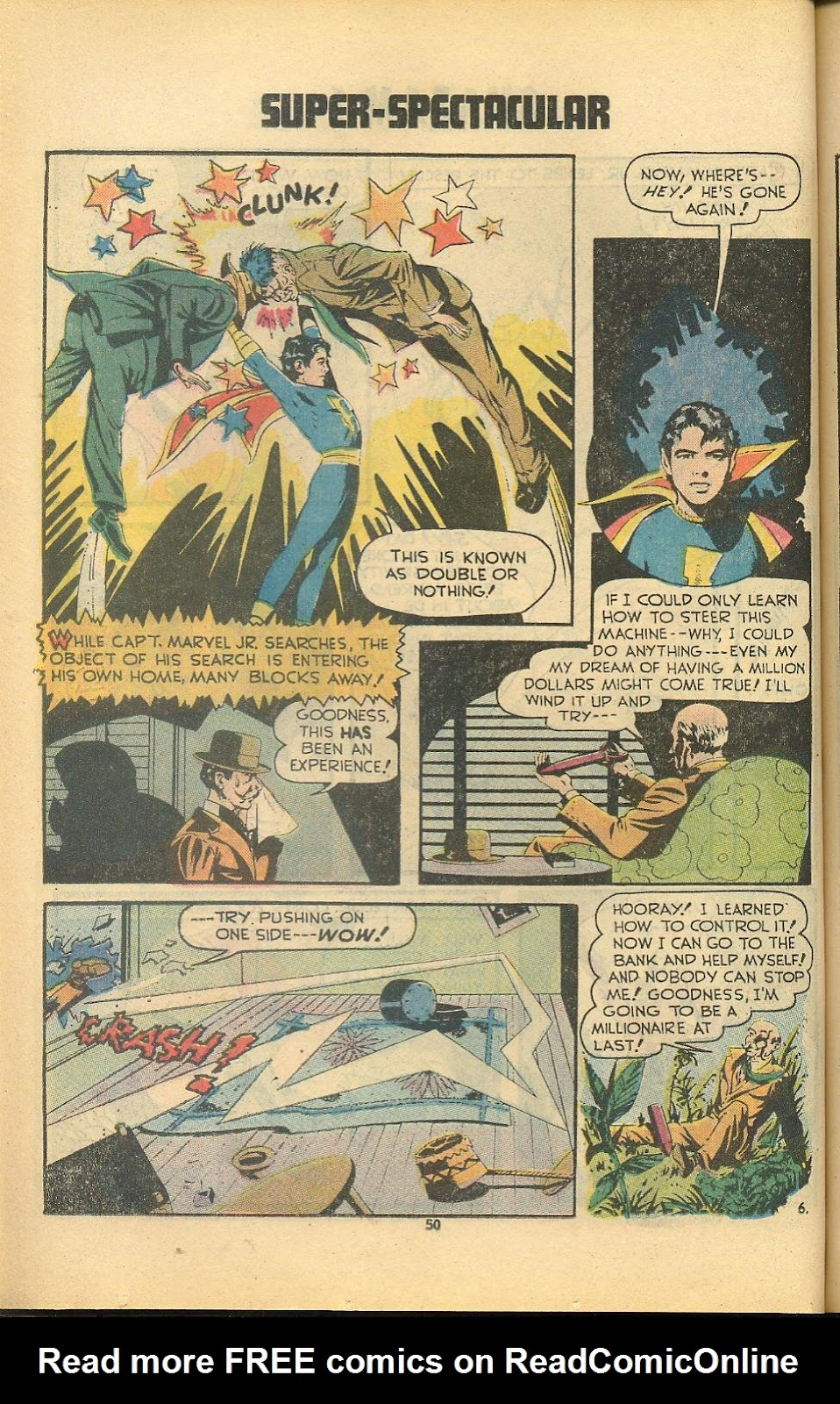 Captain Marvel, Jr. issue 14 - Page 7