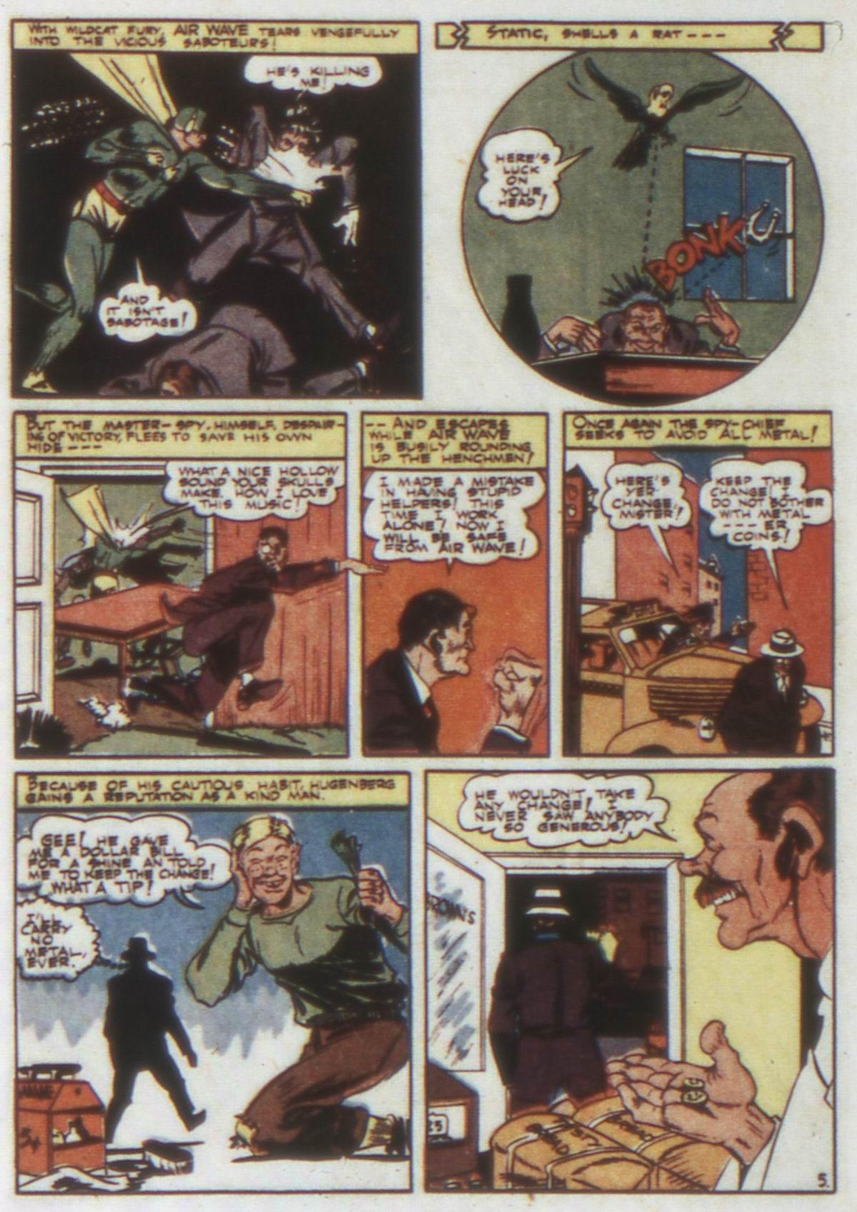 Read online Detective Comics (1937) comic -  Issue #74 - 54