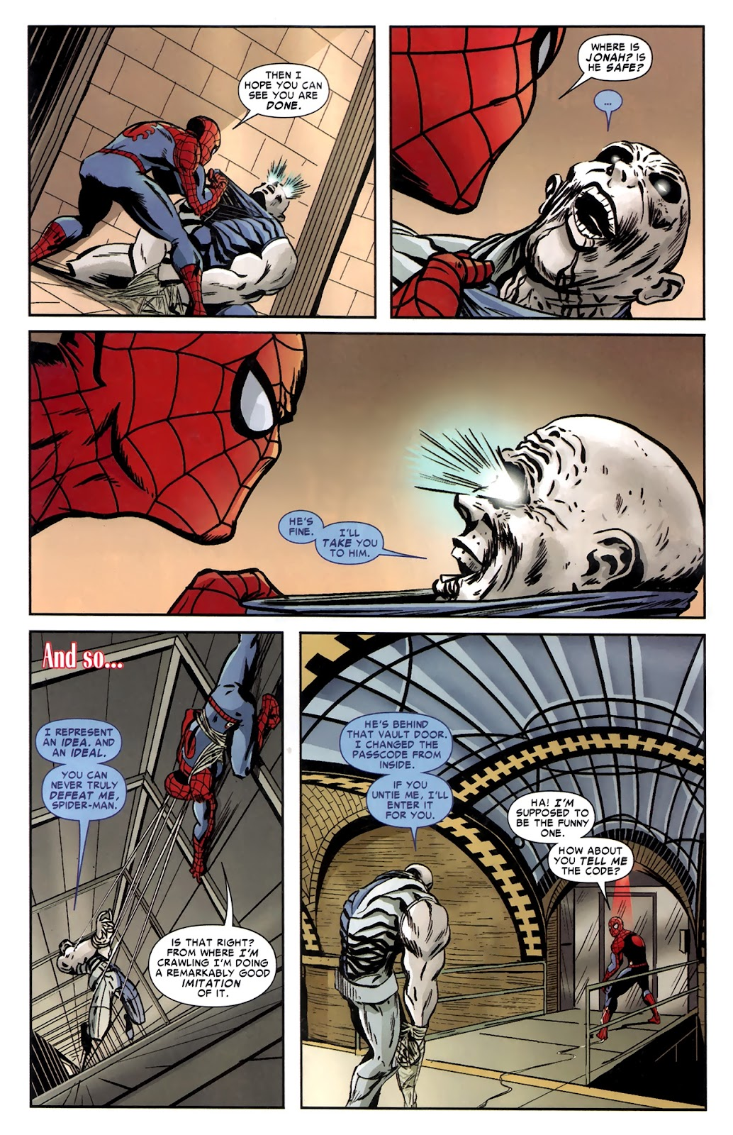 Web of Spider-Man (2009) Issue #10 #10 - English 18
