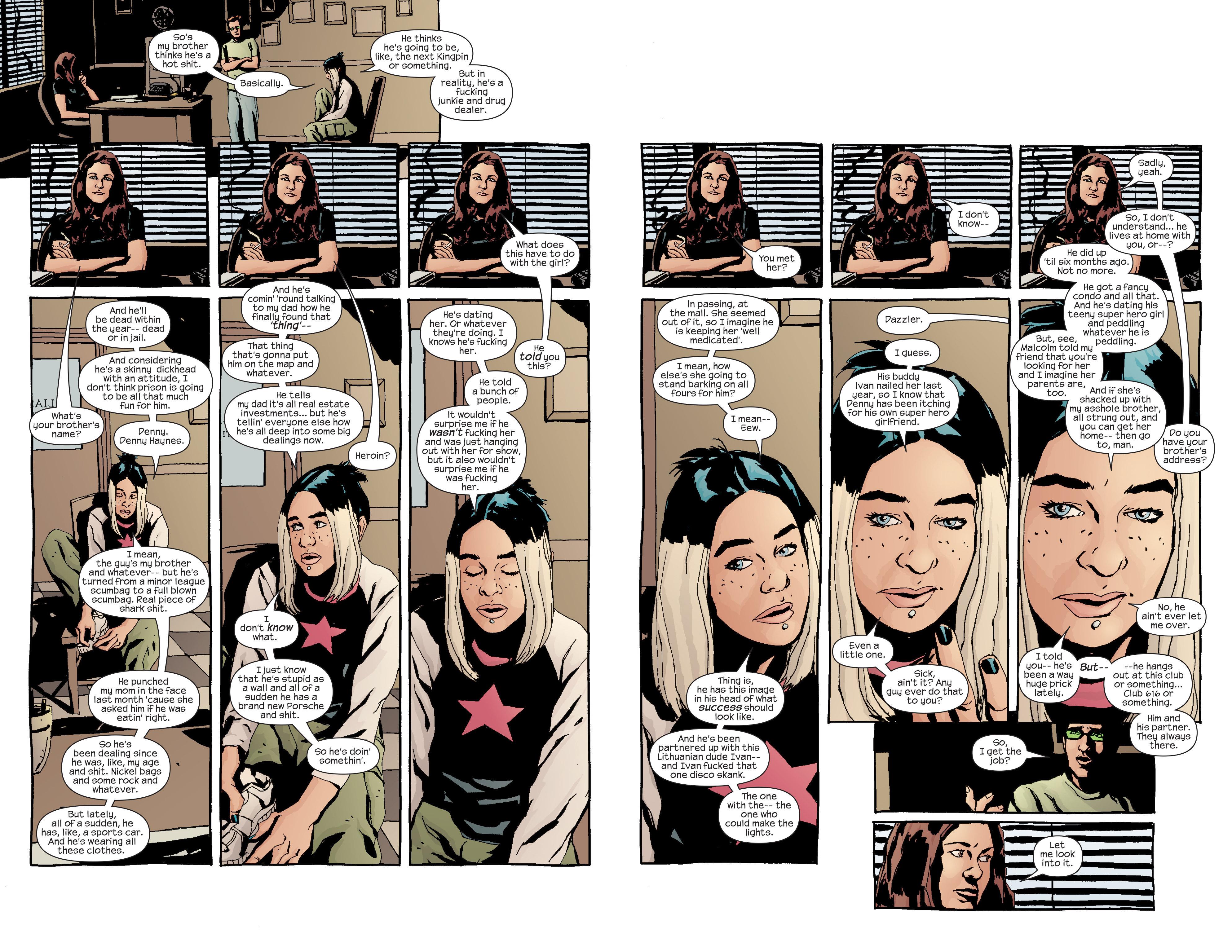 Read online Alias comic -  Issue #18 - 13