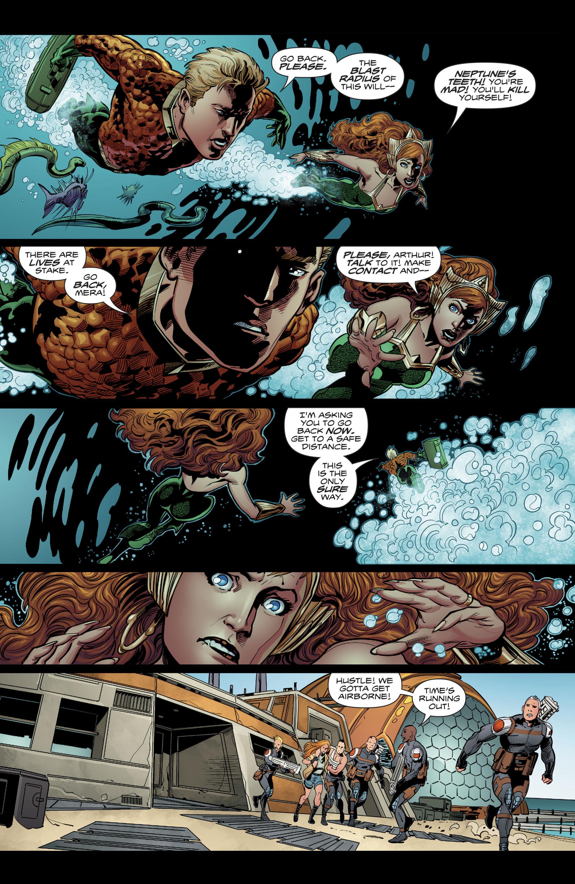 Read online Aquaman (2016) comic -  Issue #22 - 16