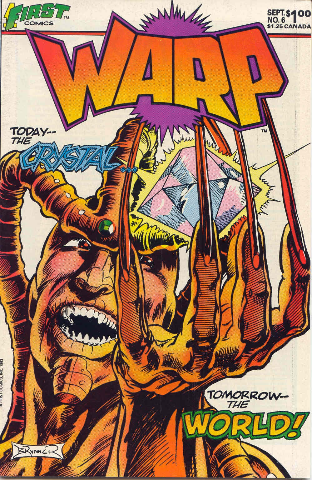 Warp 6 Page 1
