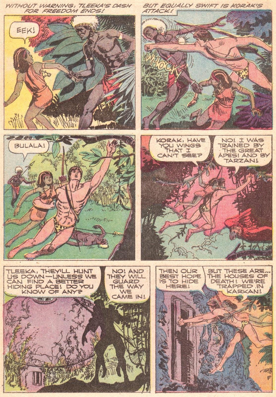Korak, Son of Tarzan (1964) issue 39 - Page 9