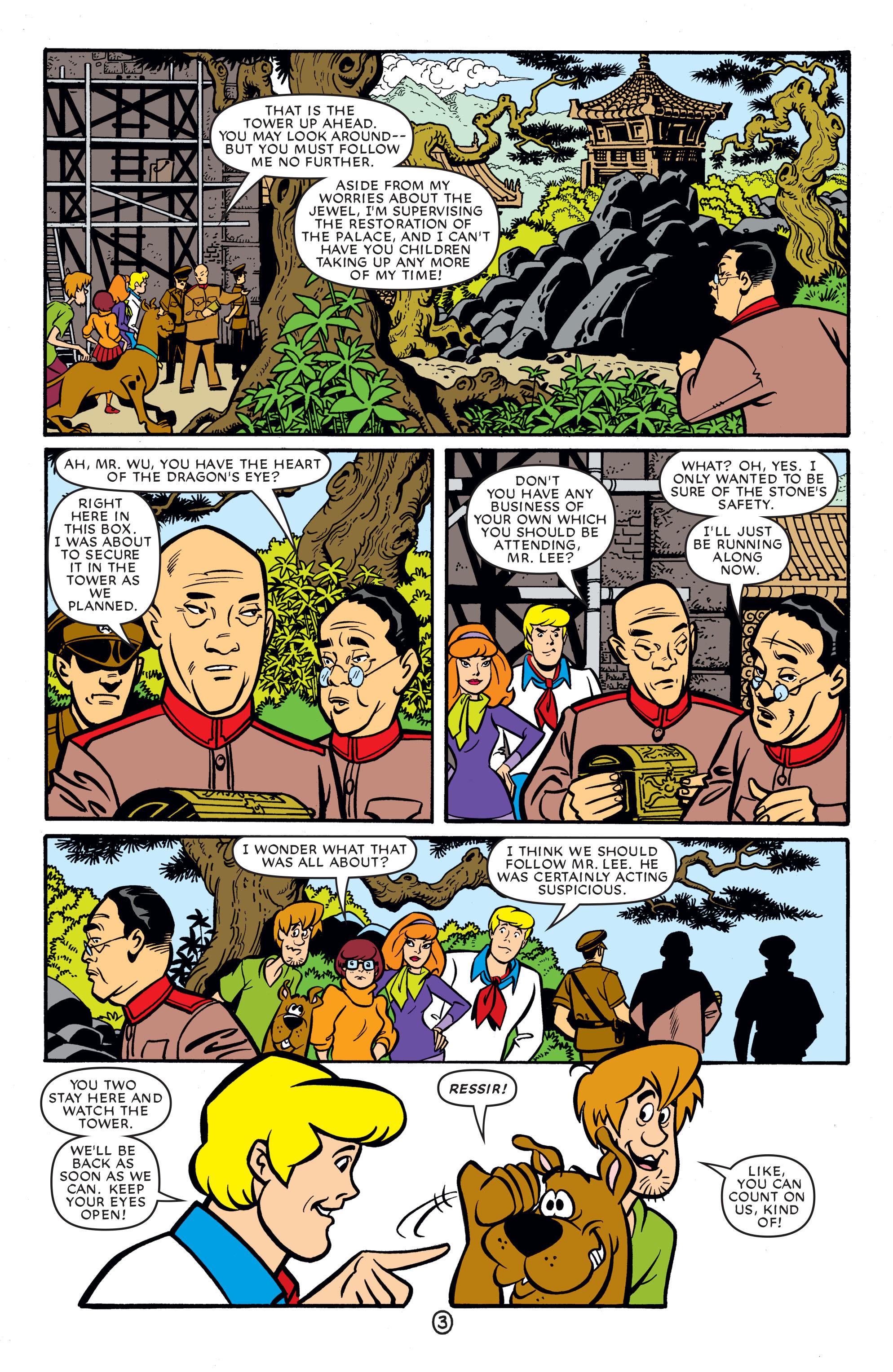 Read online Scooby-Doo (1997) comic -  Issue #65 - 14