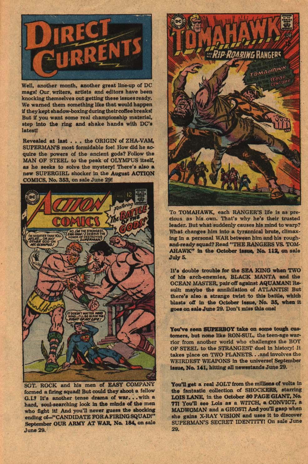 Read online Adventure Comics (1938) comic -  Issue #359 - 32