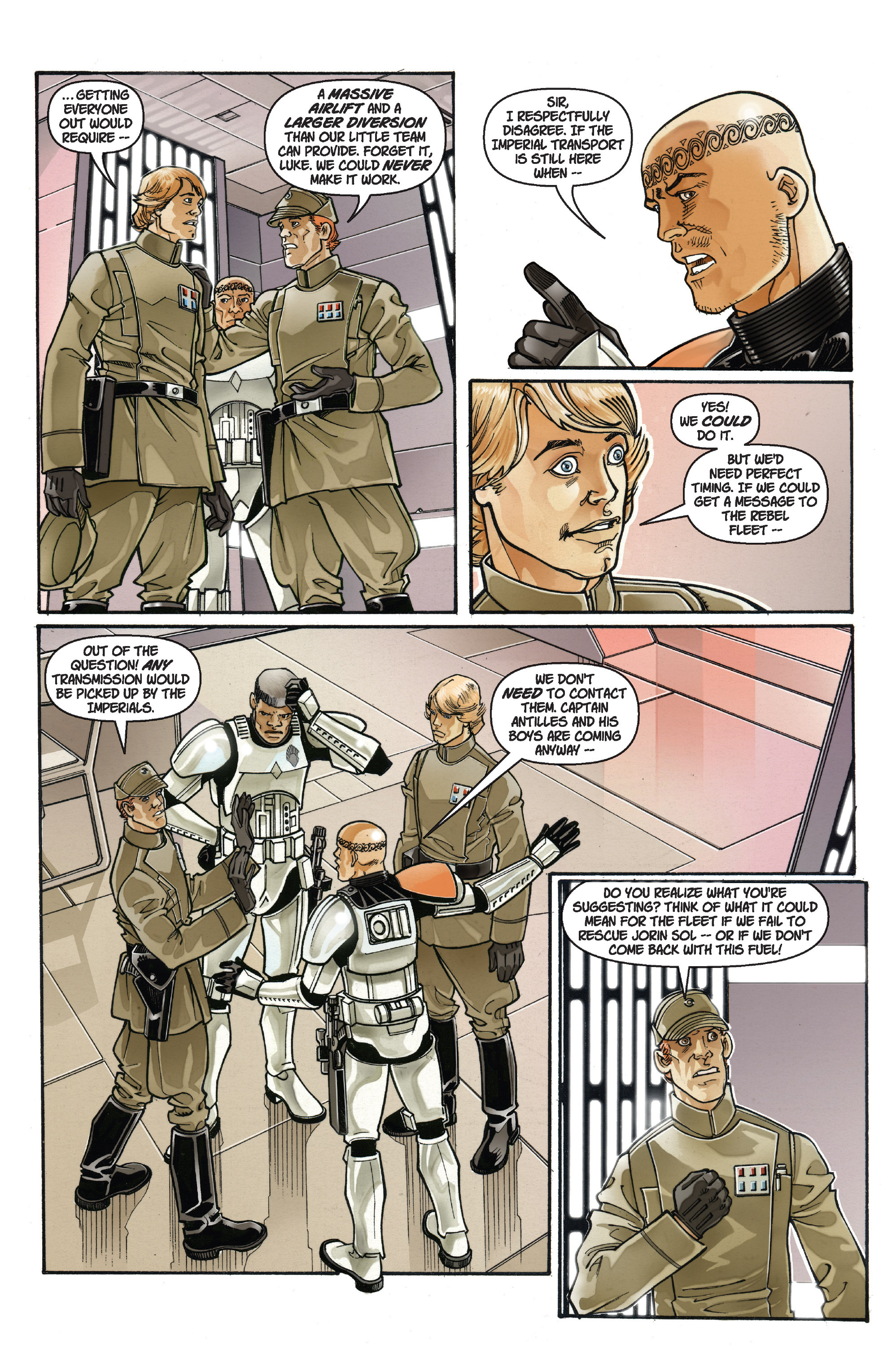 Read online Star Wars Omnibus comic -  Issue # Vol. 22 - 258